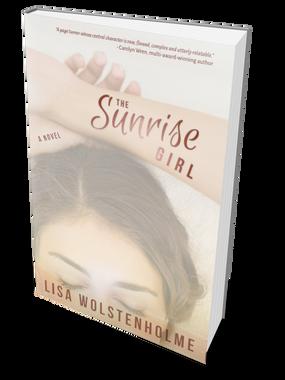 'The Sunrise Girl' by Lisa Wolstenholme