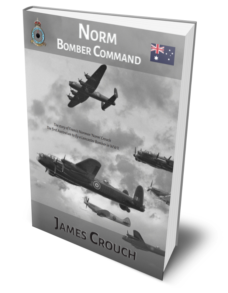 'Norm - Bomber Command' by James Crouch