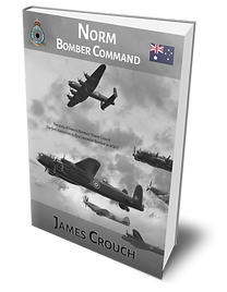 FP - Norm-Bomber Command 3D Book Image.p