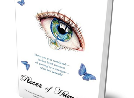 Book Review: 'Pieces of humanity' by Skylar j wynter