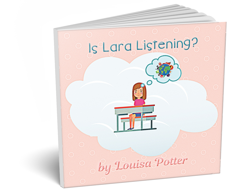 'Is Lara Listening' by Louisa Potter
