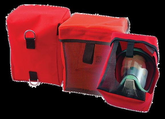 R&B Fabrications Air Mask Bag - Small/Vented