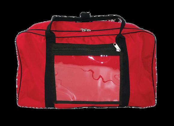 R&B Fabrications XL Red Gear Bag w/ Window