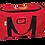 Thumbnail: R&B Fabrications U Shaped Zipper Closure Gear Bag