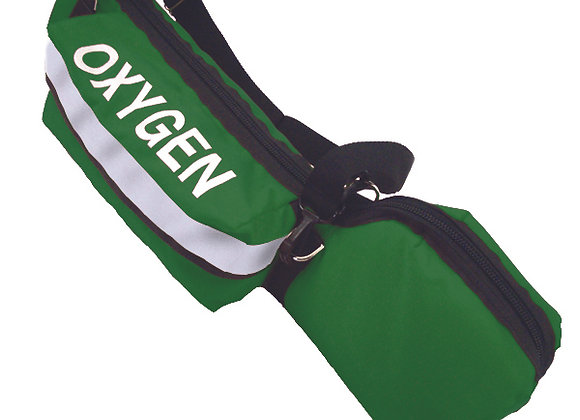 """R&B Fabrications Oxygen Bag """"D"""" Cylinder Padded"""
