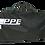 Thumbnail: R&B Fabrications Small Plain Black Duffel Bag
