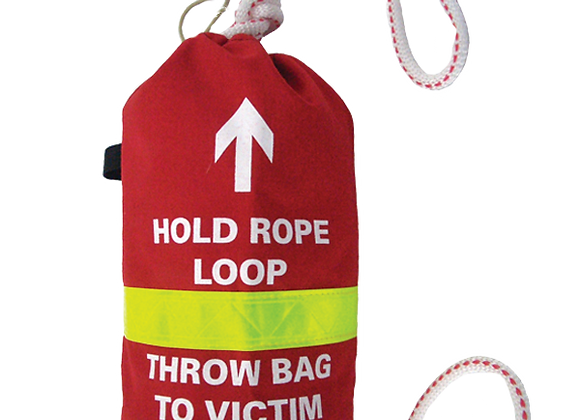 R&B Fabrications Water Rescue Throw Bag w/ 75ft Rope