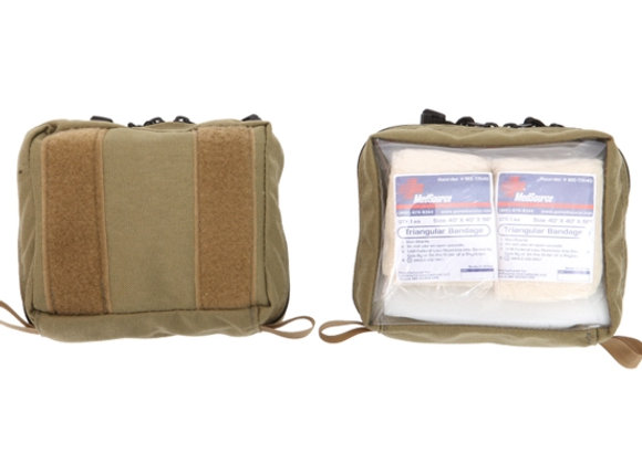 R&B Fabrications Inside Small Pocket w/ Clear Front for Tactical Backpack