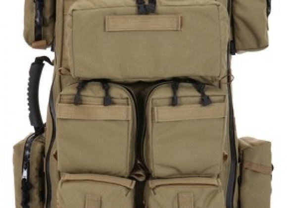 R&B Fabrications Tactical Medical Backpack with and without Pouches