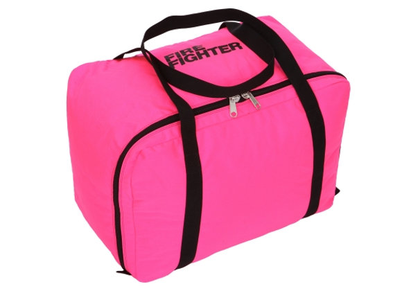 R&B Fabrications Zippered Pink Gear Bag