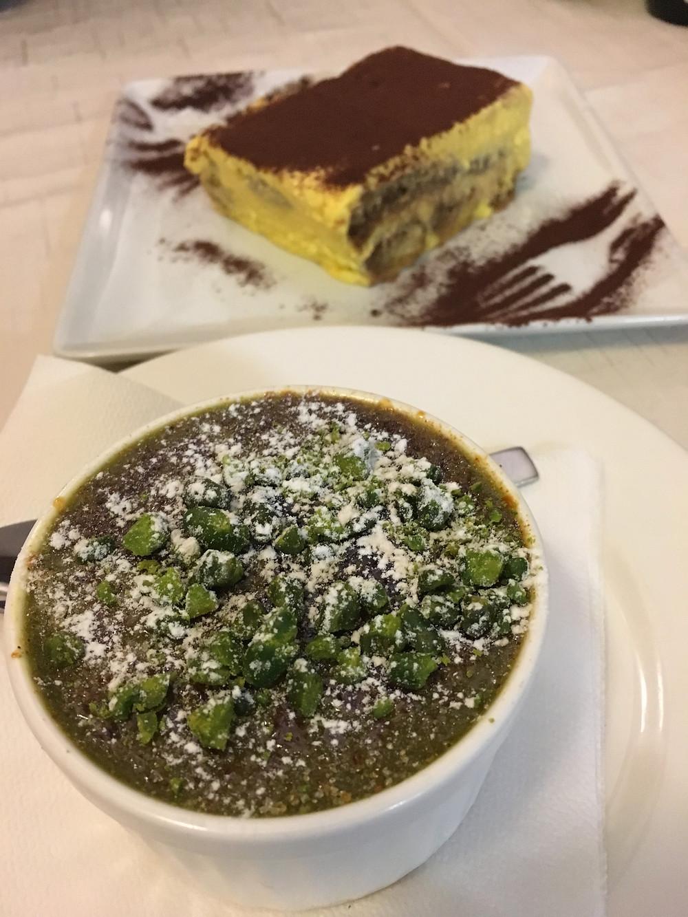 desserts italiens