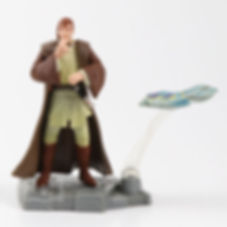 Obi-Wan Gungan Sub Trophy Assortment