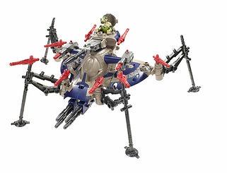 AMP'd AAT Spider Droid