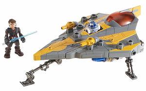 AMP'd Anakin's Jedi Starfighter