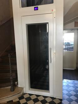 Installation ascenseur copropriété