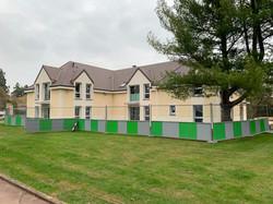 10 logements locatifs à Bois le Roi