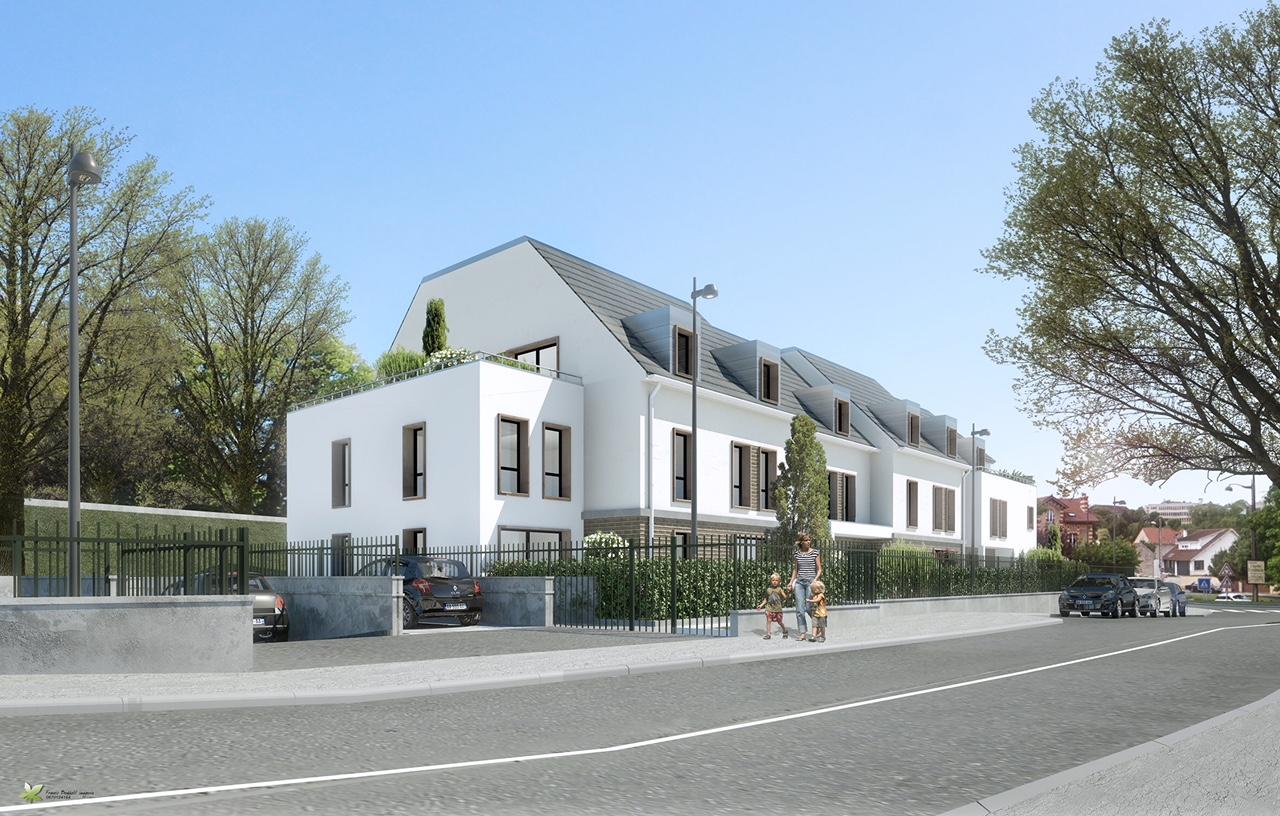 Les Villas Breton - Melun