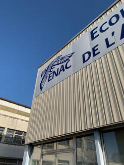 Réaménagement de l'ENAC