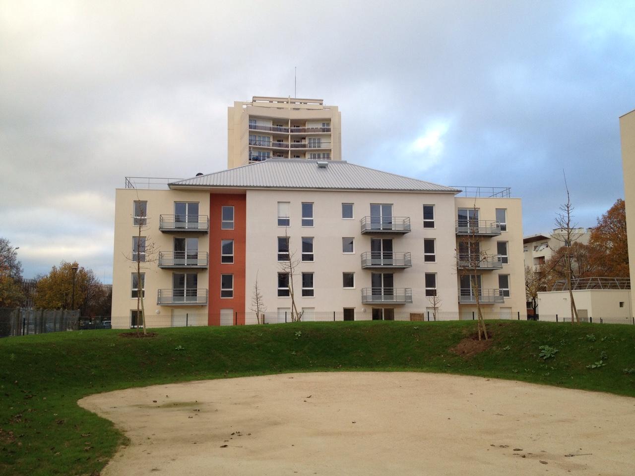 Parc Paul Valéry - Melun
