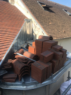 Rénovation toiture copropriété