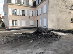 Rénovation parking