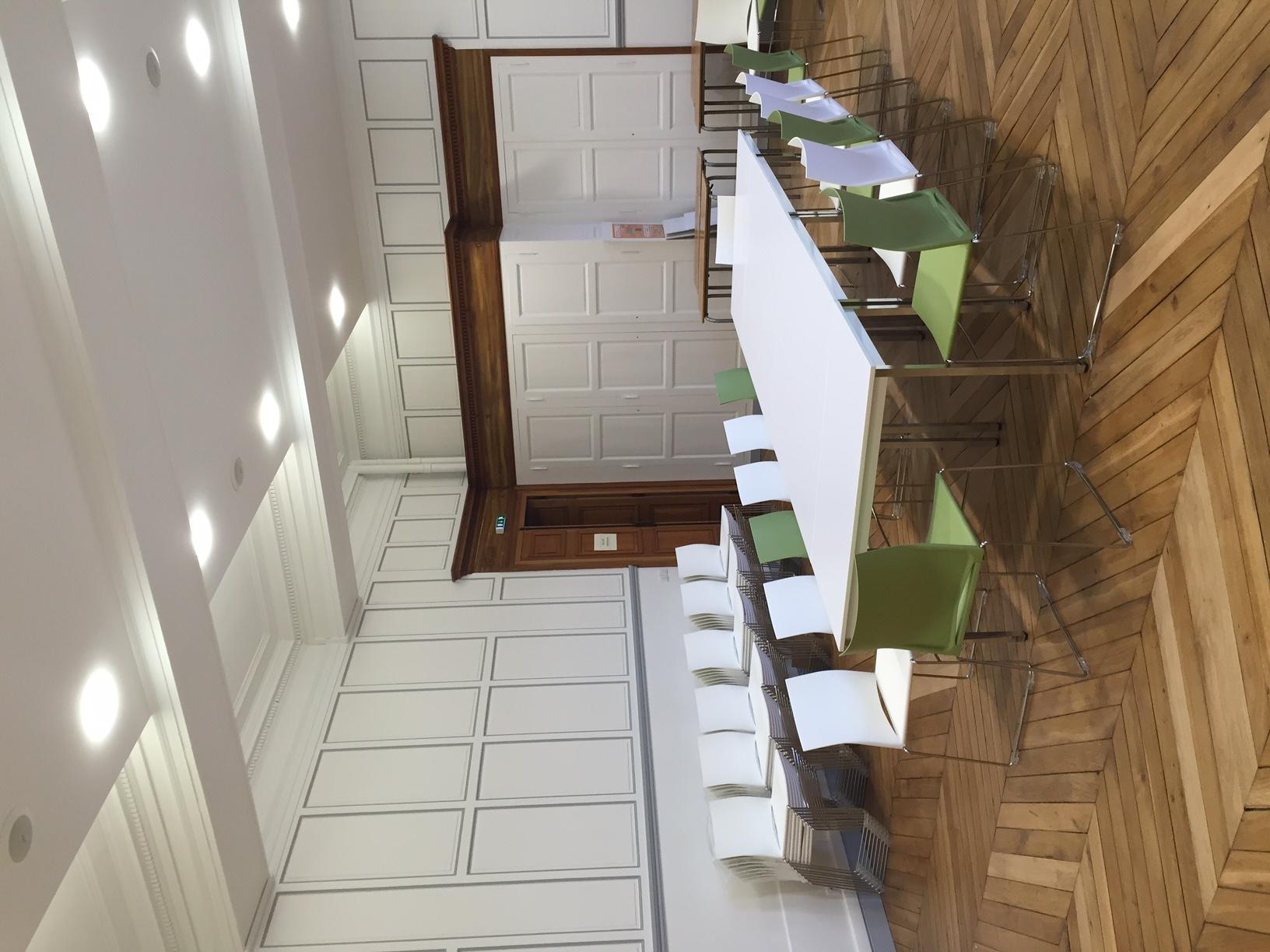 Salles de réunion - Fontainebleau
