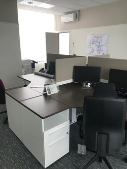 Création espaces de travail