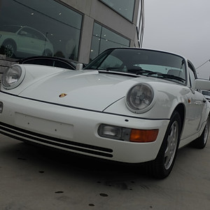 Porsche 964 Carrera 4 Coupe