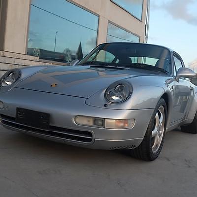 Porsche Carrera 2 Coupe