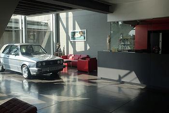 Showroom Garage Haverbeke Rumbeke