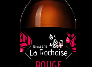 Bière Rouge Baiser La Rochoise Bio