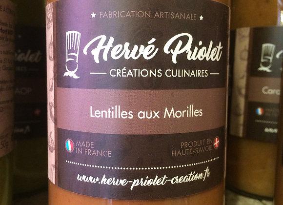 Velouté de Lentilles aux Morilles 50cl