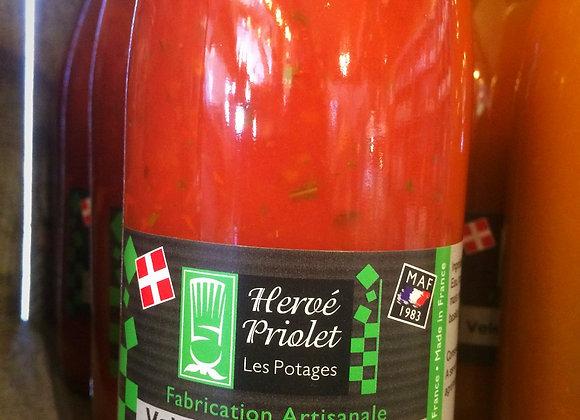 Velouté de tomates au basilic 50cl