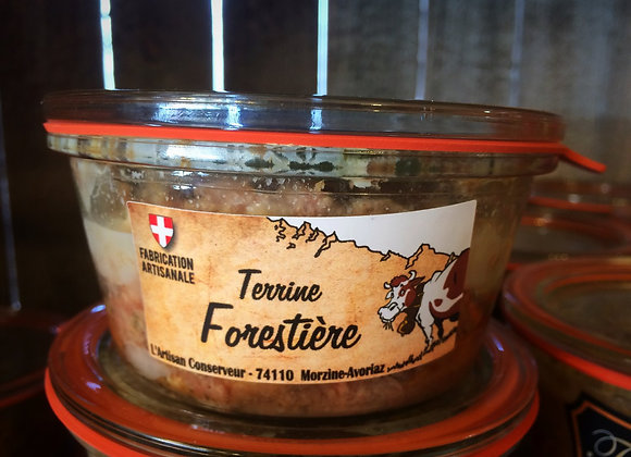 Terrine Forestière 200g