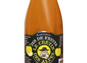 Jus de fruits Pomme Brut 75cl