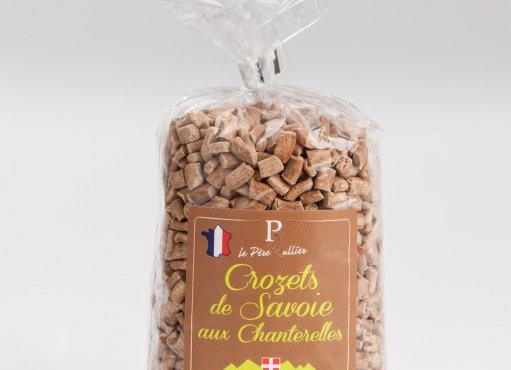 Crozets de Savoie aux Chanterelles 400g