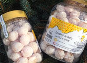 Bonbons fourrés au miel de Savoie 250g