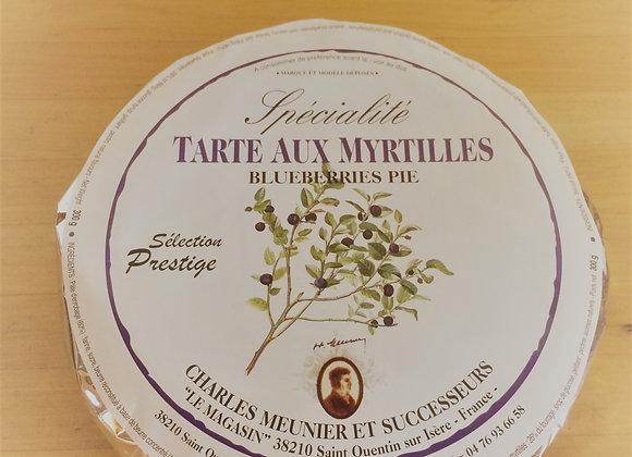 Tarte Myrtille 300g