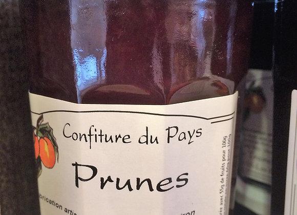 Confiture de Prunes 440g