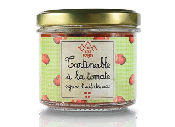 Tartinable à la tomate oignons et ail des ours 90g