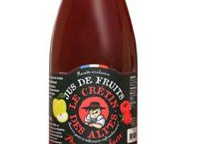 Jus de fruits Pomme Framboise 75cl
