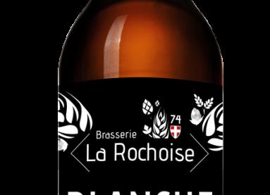 Bière Blanche La Rochoise Bio
