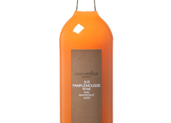 Jus de Pamplemousse Rose Alain Milliat 100cl