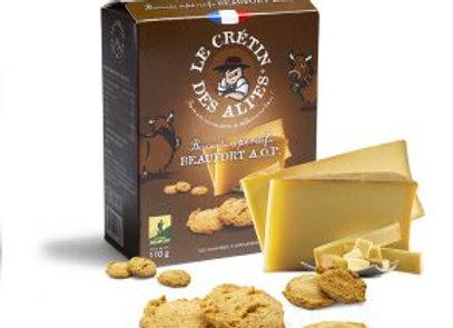Biscuits apéritifs Beaufort AOP 110g