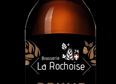 Bière Brune La Rochoise Bio