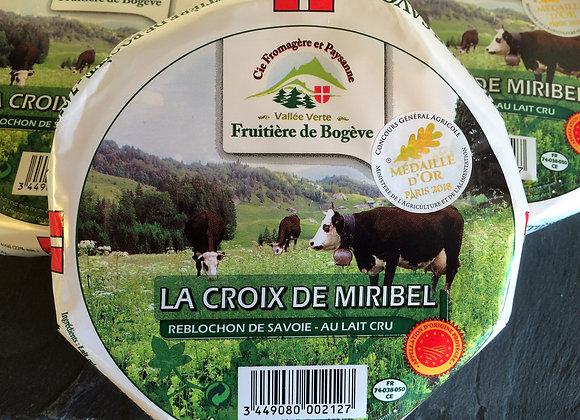 Reblochon Fruitier AOP - La Croix de Miribel