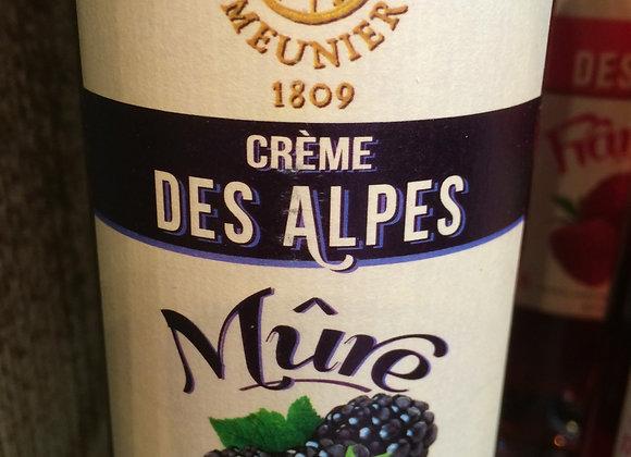 Crème de Mûre 35cl