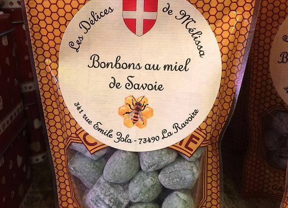 Bonbons au Miel de Savoie et Génépi 125g