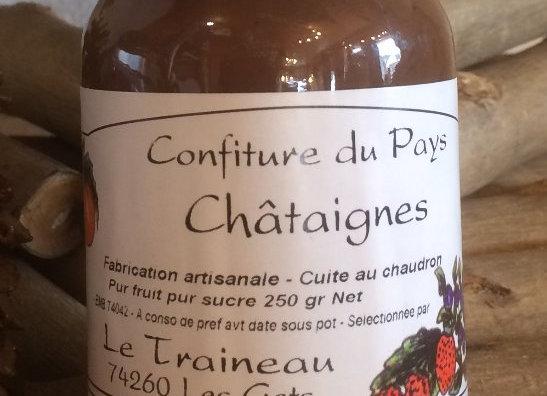 Confiture de Châtaignes