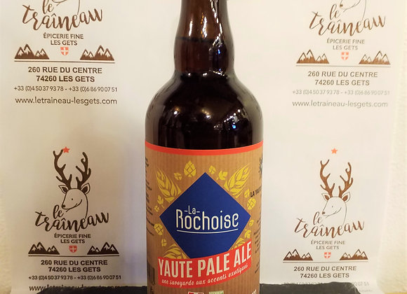 Bière YPA La Rochoise Bio